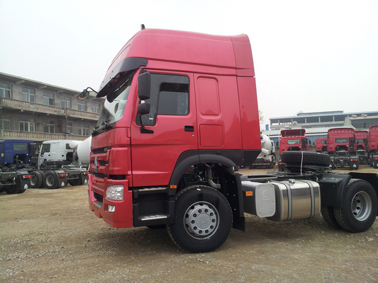 Euro 2 HW 79 Prime Mover And Trailer High Roof Cab Two Two مرسى 102 كم / ساعة