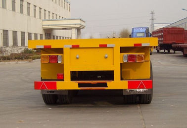 الصين 3 AXLES / 60T TRACKOR SKELETON TRAILER، 40 FOOT / 45 FOT CONTAINER SEMI TRAILER موزع